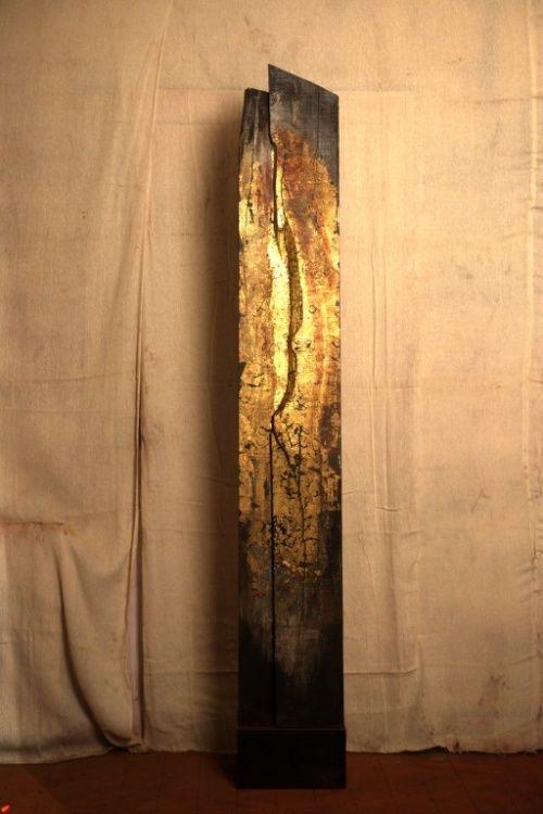 atelier Portes ouvertes,  peinture, laque, sculpture